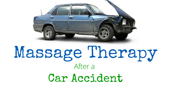 Massage Therapy After a Car Accident